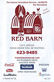 the red barn augusta maine